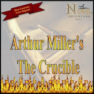 The Crucible Novel Unit | Documents and Forms | Presentations