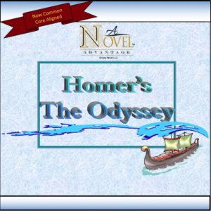 The Odyssey Novel Unit | Documents and Forms | Presentations