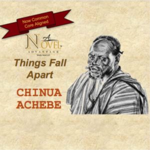 First Additional product image for - Things Fall Apart Novel  Unit