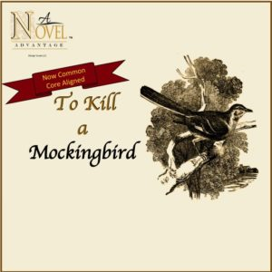 To Kill a Mockingbird with Graphic Organizer | Documents and Forms | Presentations