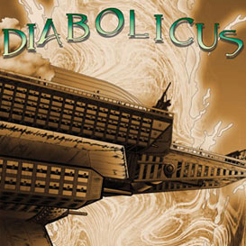 Diabolicus 4 | eBooks | Science Fiction