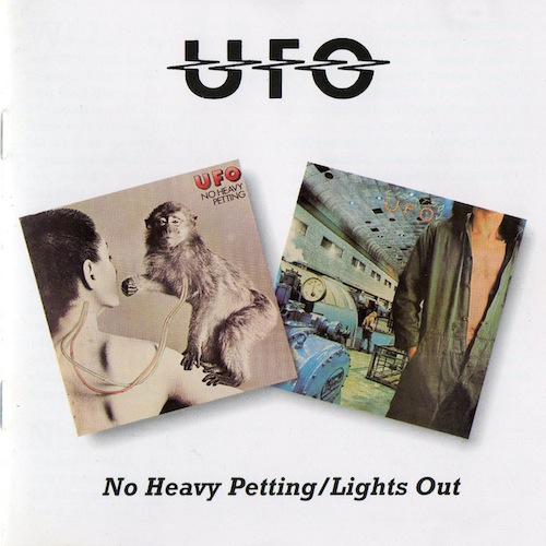First Additional product image for - UFO No Heavy Petting + Lights Out (1994) (RMST) (BGO RECORDS) (17 TRACKS) 320 Kbps MP3 ALBUM