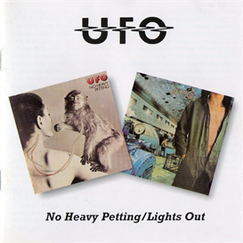 U.F.O. No Heavy Petting + Lights Out (1994) (RMST) (BGO RECORDS) (17 TRACKS) 320 Kbps MP3 ALBUM | Music | Rock