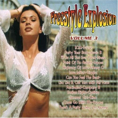 First Additional product image for - FREESTYLE EXPLOSION, VOL. 3 Various Artists (1998) (THUMP RECORDS) (12 TRACKS) 320 Kbps MP3 ALBUM