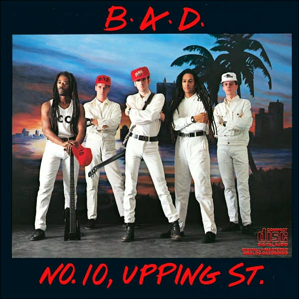 First Additional product image for - BIG AUDIO DYNAMITE No. 10, Upping St. (1986) (COLUMBIA RECORDS) (12 TRACKS) 320 Kbps MP3 ALBUM