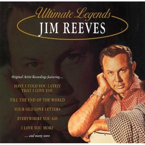First Additional product image for - JIM REEVES Ultimate Legends: Jim Reeves (2001) (UNITED AUDIO) (16 TRACKS) 320 Kbps MP3 ALBUM