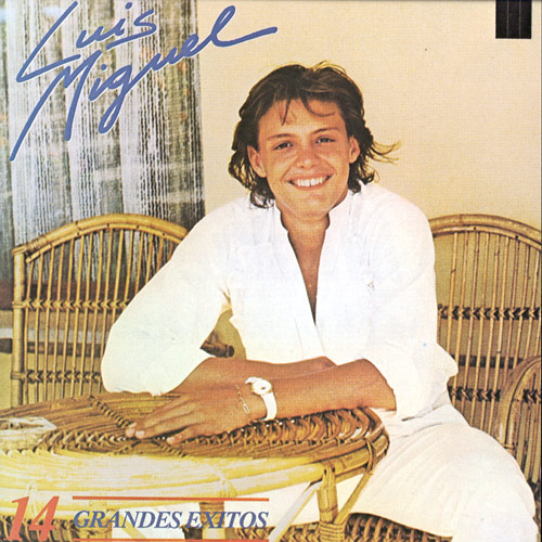 First Additional product image for - LUIS MIGUEL 14 Grandes Exitos (1989) (CAPITOL RECORDS) (14 TRACKS) 320 Kbps MP3 ALBUM