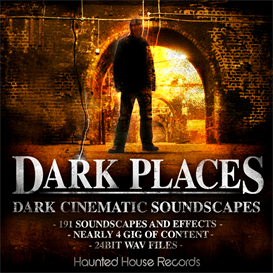 Dark Places | Music | Ambient