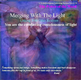 merging with the light