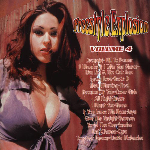 First Additional product image for - FREESTYLE EXPLOSION, VOL. 4 Various Artists (1998) (THUMP RECORDS) (12 TRACKS) 320 Kbps MP3 ALBUM