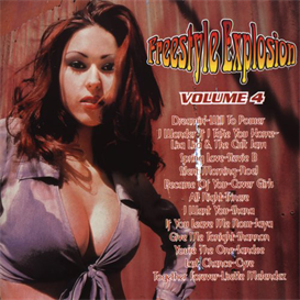FREESTYLE EXPLOSION, VOL. 4 Various Artists (1998) (THUMP RECORDS) (12 TRACKS) 320 Kbps MP3 ALBUM | Music | Dance and Techno
