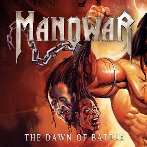 First Additional product image for - MANOWAR The Dawn Of Battle (2003) (METAL BLADE RECORDS) (3 TRACKS) 320 Kbps MP3 EP