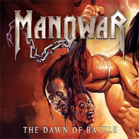 MANOWAR The Dawn Of Battle (2003) (METAL BLADE RECORDS) (3 TRACKS) 320 Kbps MP3 EP | Music | Rock