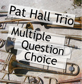 Multiple Question Choice - Pat Hall Trio [CD-quality FLAC] | Music | Jazz