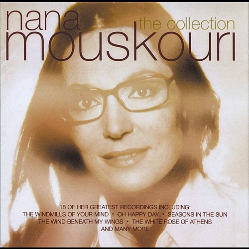 First Additional product image for - NANA MOUSKOURI The Collection (2001) (SPECTRUM MUSIC) (18 TRACKS) 320 Kbps MP3 ALBUM