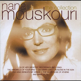 nana mouskouri the collection (2001) (spectrum music) (18 tracks) 320 kbps mp3 album
