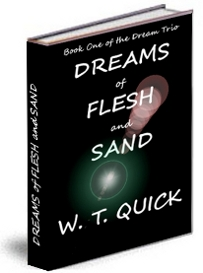 Dreams of Flesh and Sand - Kindle format