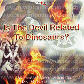 Is The Devil Related To Dinosaurs? | Audio Books | Religion and Spirituality