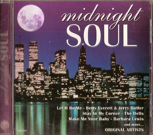 First Additional product image for - MIDNIGHT SOUL Various Artists (2000) (MADACY ENTERTAINMENT) (10 TRACKS) 320 Kbps MP3 ALBUM