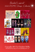Beaded Legends' POMC Collection for 2010 | eBooks | Arts and Crafts