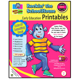 Ready For Kindergarten - Printables V.2 | eBooks | Education