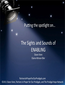 putting the spotlight on: the sights and sounds of enabling