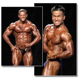 2010 NPC Nationals Men's Prejudging (Lightweight Class) [HD] | Movies and Videos | Fitness