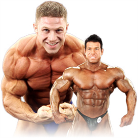 2010 NPC Nationals Men's Backstage Posing (Heavyweight Class) [HD]   Movies and Videos   Fitness
