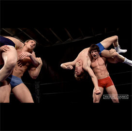 0706 - Jake Jenkins & Austin Cooper vs Cliff Johnson & Nick Collins | Movies and Videos | Special Interest