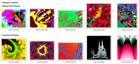 Garys Art Pix Bundle 2 | Photos and Images | Abstract