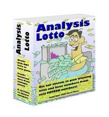 analaysis lotto version 2.0- trial