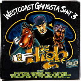 west coast gangsta shit vol,3