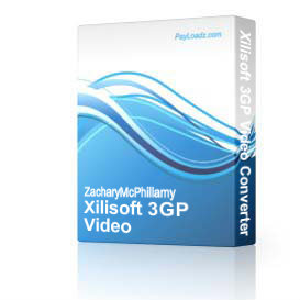 Xilisoft 3GP Video Converter 2.1.53.901b Full