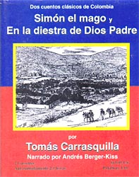 Listen and Learn Spanish E-book Series: Simon el Mago y En la Adiestra de Dios Padre | Audio Books | Languages