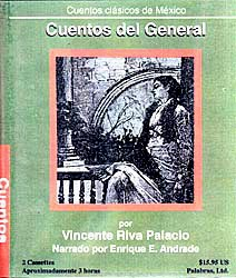 Listen and Learn Spanish E-book Series: Cuentos del General | Audio Books | Languages