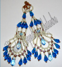 Oasis Earrings | eBooks | Arts and Crafts