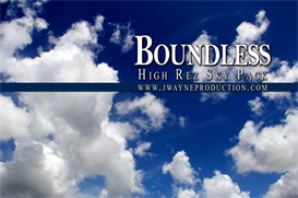 boundless the sky pack