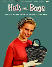 Hats and Bags - Adobe .pdf Format | eBooks | Arts and Crafts