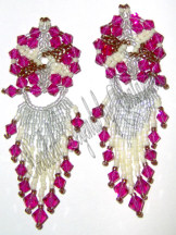 Cranberry Frost Earrings | eBooks | Arts and Crafts