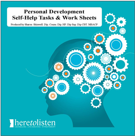 personal development-self-help work sheets-download