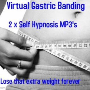 Weight Loss Gastric Banding Hypnosis 2 x MP3 | Audio Books | Health and Well Being