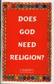 Does God Need Religion? | eBooks | Religion and Spirituality