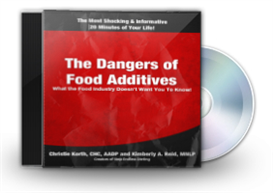 discover the dangers of food additives - what the food companies don't want you to know!