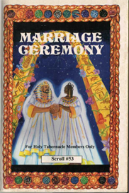 The Marriage Ceremony | eBooks | Religion and Spirituality