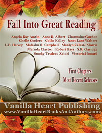 Fall Into Great Reading with Vanilla Heart Publishing