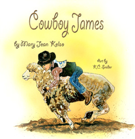 Cowboy James | eBooks | Children's eBooks