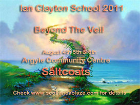 Ian Clayton The Angelic Realm (Saltcoats 2011 session 3)