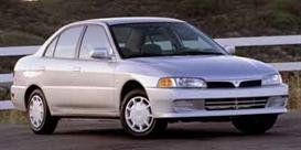 2000 Mitsubishi Mirage Sedan MVMA | eBooks | Automotive