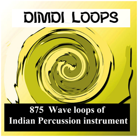 asian dimdi  drum loops