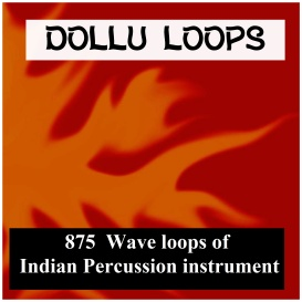 Asian Dollu Drum Loops | Music | Soundbanks